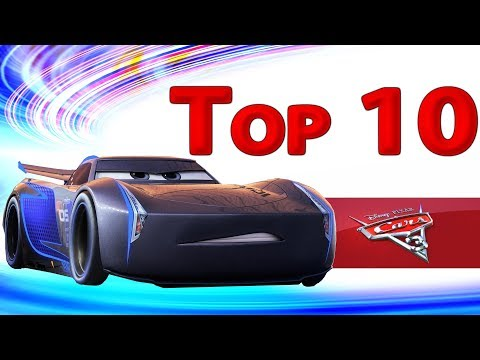 PS4 Disney Cars 3 Top 10 Moments From The #1 Cars Driver On Youtube    PGzoneHD