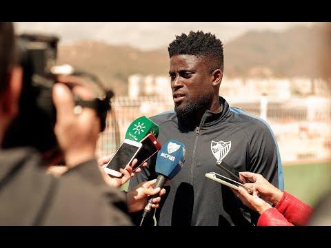 """N'Diaye: el de Granada """"es el partido más importante del año"""""""