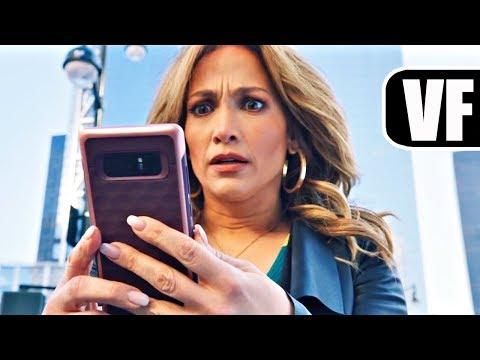 SECONDE CHANCE  Bande Annonce VF (2018) Jennifer Lopez, Vanessa Hudgens