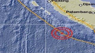 Gempa Hari Ini - BMKG Catat Gempa M 5,5 Guncang Bengkulu Rabu Dini Hari
