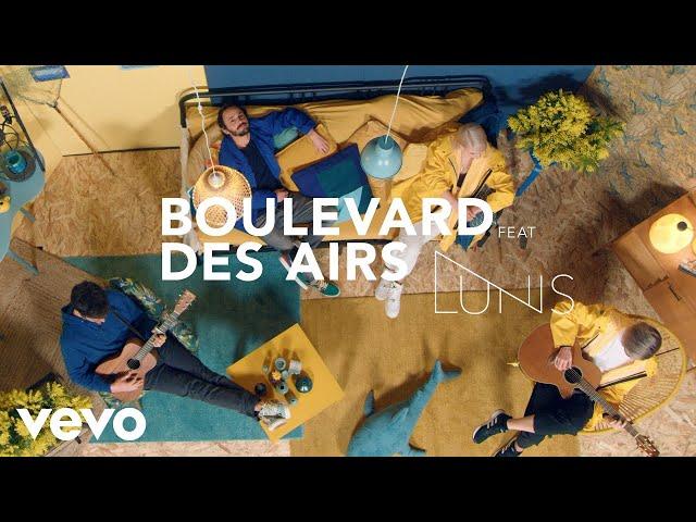 Bruxelles (Feat. Lunis) - BOULEVARD DES AIRS