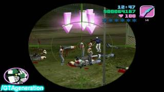 preview picture of video '[PC][HD] GTA Vice City - Mission 040 - Dirty Linkins'