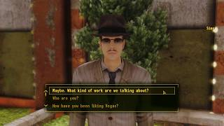 New Vegas Stories quest mod for Fallout New Vegas