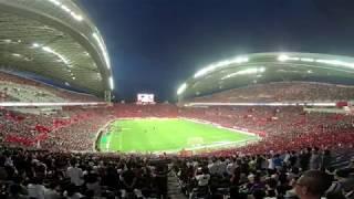 浦和レッズvsヴィッセル神戸埼玉遠征2018/9/23埼玉スタジアム2002