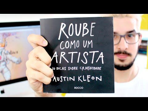 Inspiração - Livro Roube como um Artista | Rodrigo Falco