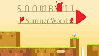 Snowball Summer World Android Gameplay ᴴᴰ