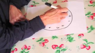Clock drawing test dementia