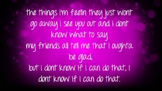 I dont know if I can do that-Luke Bryan lyrics