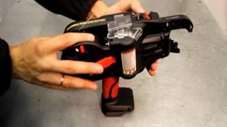 Пистолет для вязки арматуры Re-Bar-Tier RB 397
