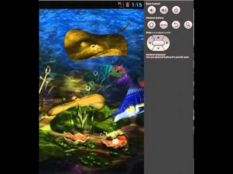 Video of Apex/GO: Underwater