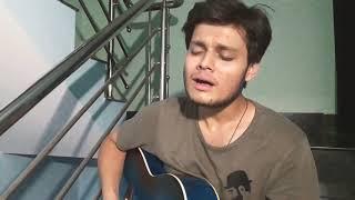 Kaise Hua - Adarsh Tiwari (Acoustic Cover)    Kabir Singh    Vishal Mishra    Shahid Kapoor    Kiara