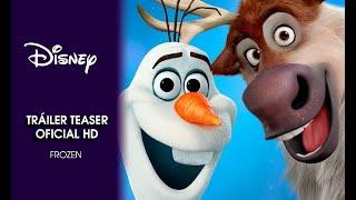 Disney España | Teaser Tráiler 'Frozen, el reino del hielo'