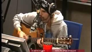 Noize MC (Иван Алексеев) на радио Маяк