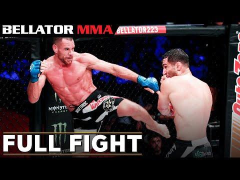 Bellator 223 - Gegard Mousasi vs. Rafael Lovato Jr.