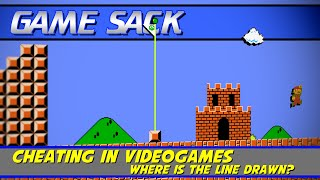 Cheating in Videogames - Where is the Line Drawn? - Game Sack