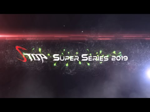 [매치업스쿼시]S-Top Super Series 2019 live