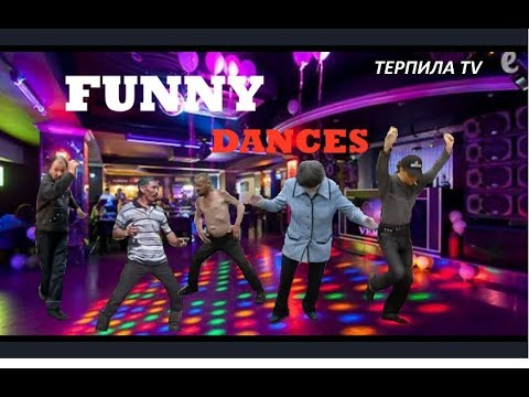 FUNNY DANCES to tears jokes to music