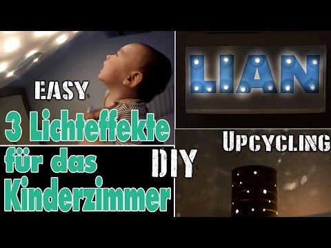 3 Dinge aus LED- Lichterketten   DIY Sternenhimmel   Upcycling   easy   mamiblock - Der Mami Blog