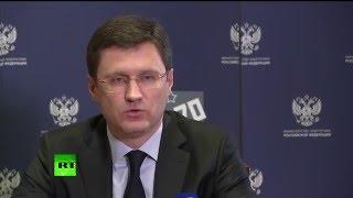 Новак: Путин поручил провести опрос в Крыму до заключения контракта по электроэнергии с Украиной