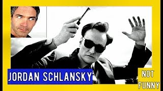 jordan schlansky conan o'brien Funny moments