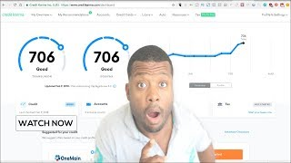 How I Increased My Credit Score From 490 To 700 +