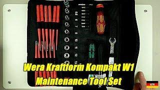 Wera W1 Maintenance Set