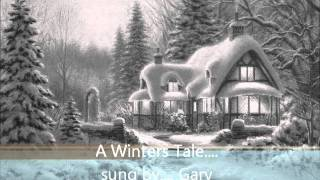 a winters tale david essex christmas song sung by Gary Oliver