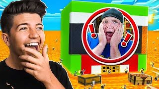 7 Ways to Prank UNSPEAKABLE in Minecraft! (Funny)