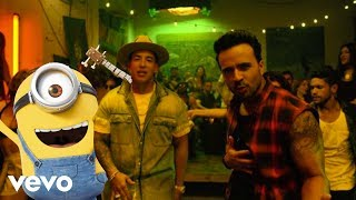 Luis Fonsi, Daddy Yankee - Despacito (Remix) ft. Justin Bieber - Minions Version