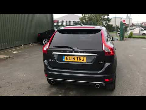 VOLVO XC60 2.0 D4 R-DESIGN NAV 5DR AUTOMATIC
