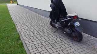 Skuter Z Silnikiem Hondy CBR 600 HD