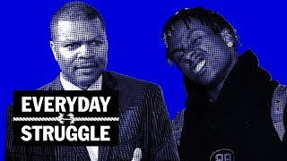 Everyday Struggle - Why Drake Couldn't Handle Pusha T Like Meek Mill, Is XXL Freshman List Rigged?