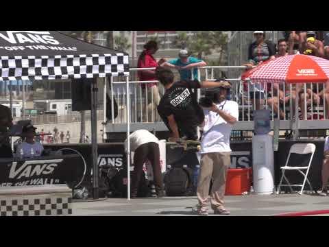 Highlights | 2018 Men's Pro Tour Prelims - Huntington Beach | Vans Park Series