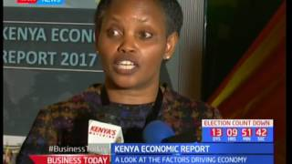 Kenya's economy may not attain the 10 pc growth target stated in the vision 2030