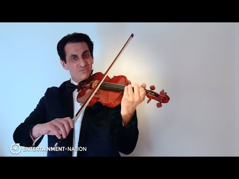 Satin Violin - All Of Me