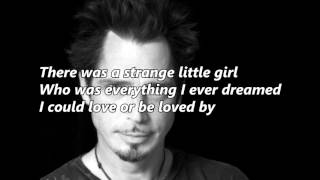 Chris Cornell - Bend In The Road [Lyrics On Screen]