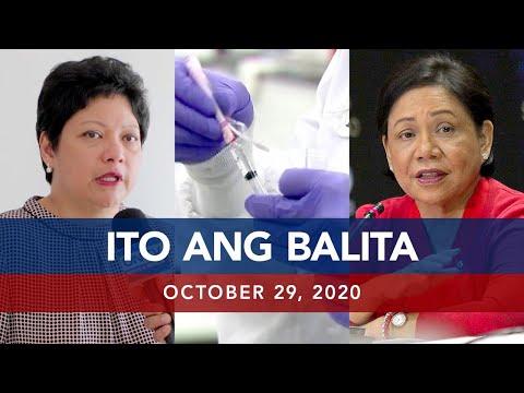 [UNTV]  UNTV: Ito Ang Balita | October 29, 2020