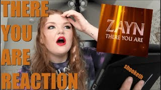 THERE YOU ARE - ZAYN REACTION #ThereYouAre | Alyssa Reacts