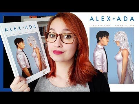 Alex + Ada (Jonathan Luna & Sarah Vaughn) | Resenhando Sonhos