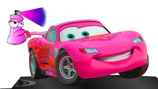 Learn Colors with Cars Toy - Colours for Kids to Learn - Learning Videos for Kids #6