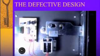 DEFCON 20: Safes and Containers: Insecurity Design Excellence