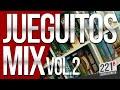 Jueguitos Mix Vol 2 Partidas En Directo