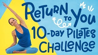 Return to You Challenge - Meredith Rogers