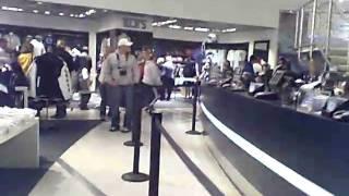 Inside dallas cowboy pro-shop,  chargers vs. cowboys, 12/09