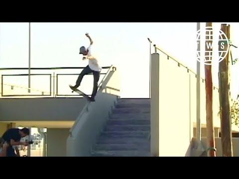 Leo Romero, First Love Part   TransWorld SKATEboarding