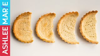 How To Make The Perfect Pie Crusts - 4 Different Recipes - Flaky, Savory, Sweet, Cookie