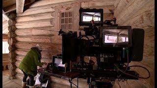 Столичная кинокомпания снимает документальный сериал в декорациях Великого Новгорода и окрестностей