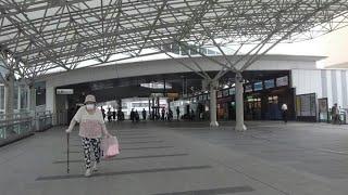 JR高崎線上尾駅Ageo