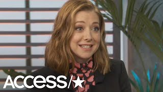 Alyson Hannigan On New Lifetime Thriller Abducted: It Was Just Mind Blowing