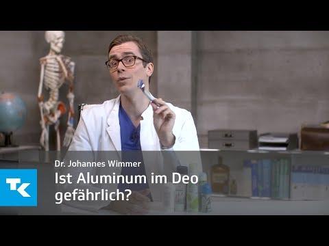 Ist Aluminum im Deo gefährlich? | Dr. Johannes Wimmer